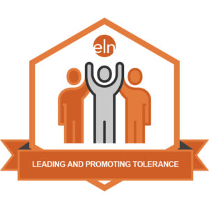 Leading and Promoting Tolerance