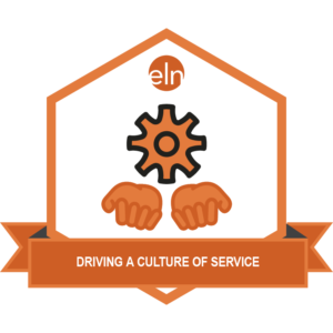 Driving a Culture of Service