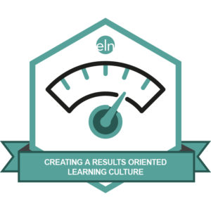 Creating a Results Oriented Learning Culture