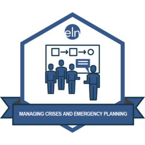 Managing Crises and Emergency Planning
