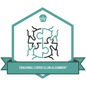 Ensuring Curriculum Alignment